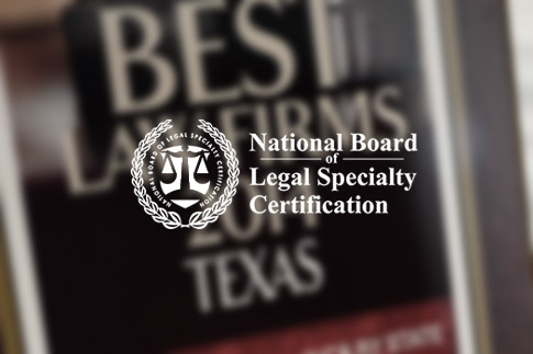 National Board Legal Specialty Certification